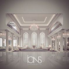 Luxury interior Design Company in Dubai UAE .IONS DESIGN one of the leading interior design Firms with world class designers.provides home designs , commercial retail and office designs Lobby Interior, Mansion Interior, Interior Exterior, Exterior Design, Residential Interior Design, Interior Design Companies, Luxury Interior Design, Dubai, Luxury Home Decor