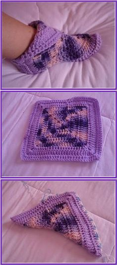 Transcendent Crochet a Solid Granny Square Ideas. Inconceivable Crochet a Solid Granny Square Ideas. Crochet Squares, Crochet Granny, Crochet Stitches, Crochet Baby, Free Crochet, Granny Squares, Crochet Crafts, Crochet Projects, Knitting Projects