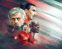 Manchester United by IgnacioRC.deviantart.com on @DeviantArt