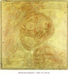 Antón Lamazares •Pintura • Pol en Adelán, 1999