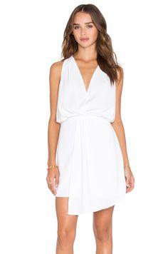 LIKELY Randall Dress en Blanc | REVOLVE