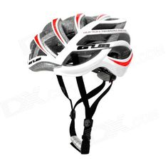 GUB Style 26-Venthole Outdoor Sports Bicycle Cycling Helmet - White   Red Price: $36.60