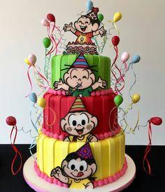 Baby Boy Birthday Cake, Happy Birthday Meme, Fake Cake, Pretty Cakes, Holiday Parties, Amazing Cakes, Cupcake Cakes, Birthdays, Birthday Parties