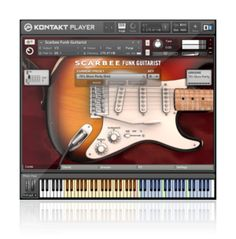 SCARBEE FUNK GUITARIST is expressive, articulate and instantly useable - create authentic funk guitar tracks in minutes. Native Instruments, Music Instruments, Free Software Download Sites, Recording Studio, Music Education, Music Stuff, Musicals, Music Institute, Studios