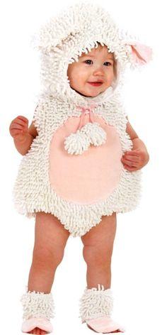 Disfraz bebé oveja. #kids #costume
