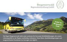 Job: MobilitätskoordinatorIn Bregenzerwald