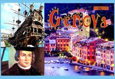 Génova-Historia-Italia-Producciones Vicari.(Juan Franco Lazzarini)