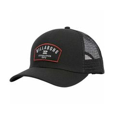 Billabong Wharf Hat - Black