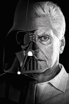Darth Vader/Dave Prowse by Mehmet Turgut on dA
