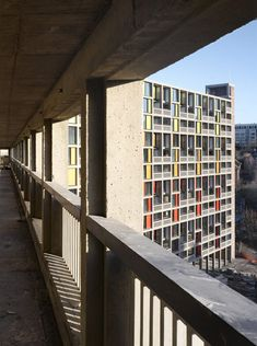 Park Hill Phase 1 by Hawkins Brown and Studio Egret West
