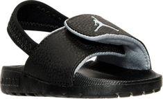 10b4e6511884 Boys  Toddler Jordan Hydro 6 Slide Sandals