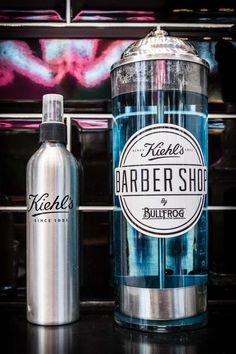 kiehl's barber shop - Recherche Google Kiehls, Barber Shop, Vodka Bottle, Universe, Shopping, Google, Barbers, Cosmos, Barbershop
