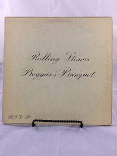 The Rolling Stones  Beggars Banquet  Vinyl Record LP