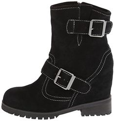 online shopping for Sbicca Women's Harmonic from top store. See new offer for Sbicca Women's Harmonic Cold Weather Boots, Pull On Boots, Winter Snow Boots, Cool Boots, Hiking Shoes, Fashion Boots, Black Boots, Riding Boots, Chelsea Boots