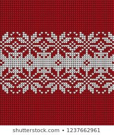 Baby Knitting Patterns, Tapestry Crochet Patterns, Knitting Stitches, Knitting Needles, Stitch Patterns, Cross Stitch Boarders, New Year Designs, Gold Work, Christmas And New Year