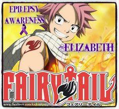 Elizabeth Epilepsy Warrior