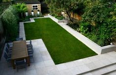Backyard Sthlm.: En genomtänkt trädgård