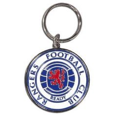 Glasgow Rangers Keyring by Home Win. $5.93
