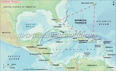 10 Best Bermuda triangle images   Bermuda triangle, Strange places ...