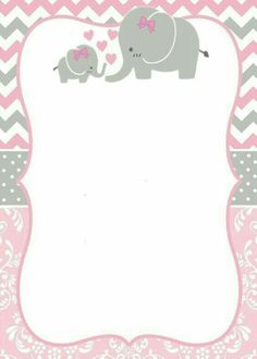 Acompáñanos al Baby Shower en honor a: Alma Catalina. Elephant Party, Elephant Baby Showers, Baby Elephant, Tarjetas Baby Shower Niña, Baby Shower Invitaciones, Baby Shower Invites For Girl, Baby Boy Shower, Dibujos Baby Shower, Welcome Home Parties