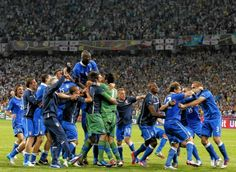 Euro 2012: Italy takes down England 4-2 in in semifinals on penalty kicks - NY Daily News