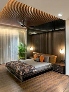 Indian Bedroom Design, Room Design Bedroom, Indian Home Design, Luxury Bedroom Design, Indian Home Interior, Master Bedroom Interior, Bedroom Furniture Design, Home Room Design, Home Bedroom