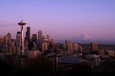 Seattle | by Colin Grigson