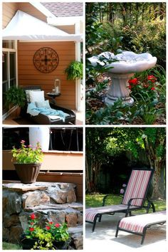 How to refurbish your old Chaise Loungers - Duke Manor Farm