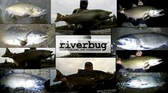 RiverBug tube´s work out in Vancouver Island. #fishing #canada #flyfishing #flytying #riverbug
