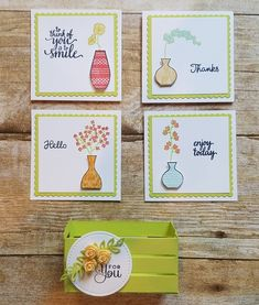 Image result for varied vases card images