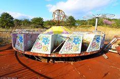 Kejonuma Leisure Land in Japan. Florian Seidel, photographer