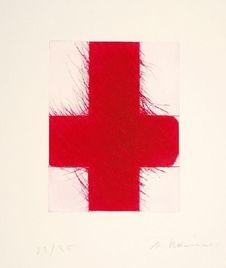 Arnulf Rainer, Red Art, Advertising Poster, Paper Design, Printmaking, Austria, Contemporary Art, Dj, Minimal