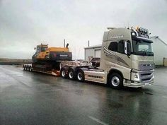 Heavy Hauling Transport