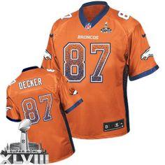 Eric Decker Elite Jersey-80%OFF Nike Fashion Eric Decker Elite Jersey at Broncos Shop. (Elite Nike Men's Eric Decker Orange Super Bowl XLVIII Jersey) Denver Broncos #87 NFL Drift Fashion Easy Returns.