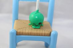 SHOPKINS FOOD FAIR FF-017 NEW GREEN Candy Apple COMBINE SHIP 4 U SAVE $$ #Moose