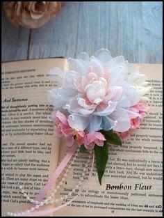 2015年02月 : Bonbon Fleur ~ Jours heureux コサージュ&和装髪飾り