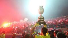Chile es campeón