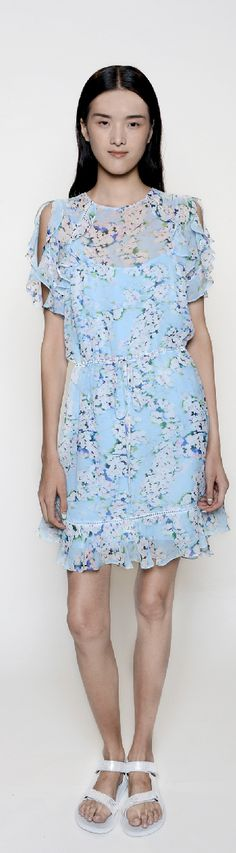 Charlotte Ronson Spring 2015 Ready-to-Wear