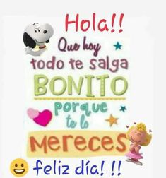 Famous Tutorial and Ideas Good Morning In Spanish, Good Morning Funny, Good Morning Greetings, Good Day Quotes, Morning Inspirational Quotes, Good Morning Quotes, Good Day Messages, Happy Girl Quotes, Emoji Pictures