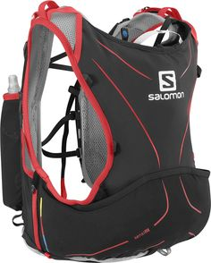 this is prob ridic for my purposes (non trail, non ultra running) but it would hold everything, and gets high ratings...and then i can dream of being a trail runner again one day // S-LAB ADVANCED SKIN HYDRO 5 SET - Backpacks - Bags & packs - Trail Running - Salomon Usa