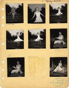 Marilyn Monroe by Earl Leaf