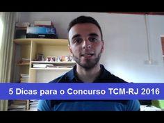 5 Dicas para Passar no TCM-RJ 2016