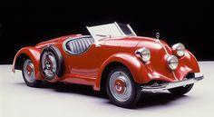 1935 Mercedes Benz 150 Sports Roadster-W 30 Series