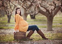 Walking with Dancers: Looking Good While Pregnant