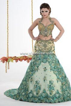 Vivo Bridal - Arabic Wedding Dresses-0010