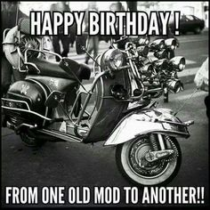 Happy birthday from one old mod to another
