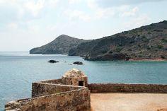 Spinalonga Fortress Wall, Crete