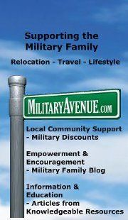 MilitaryAvenue's, Our Letters to You, a military family blog