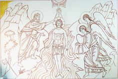 Sketch: Theophany | Ted | Flickr