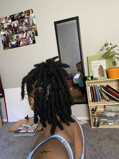 Cool Braid Hairstyles, Dreadlock Hairstyles, African Hairstyles, How To Grow Natural Hair, Natural Hair Styles, Different Curls, Beautiful Dreadlocks, Hair Flow, Alternative Hair